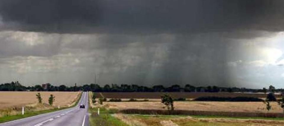 Entre martes y miércoles llegarán las lluvias al centro del país y el sur de Buenos Aires