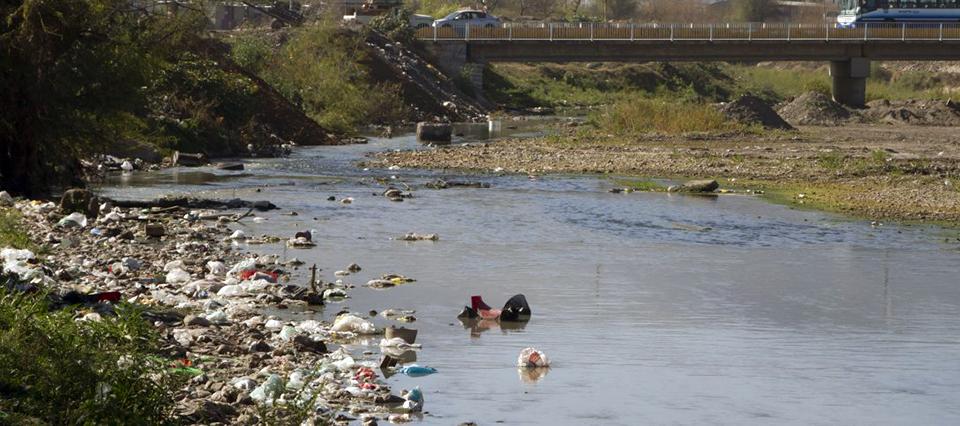 Preocupación en Salta por la contaminación con metales pesados en el río Arenales