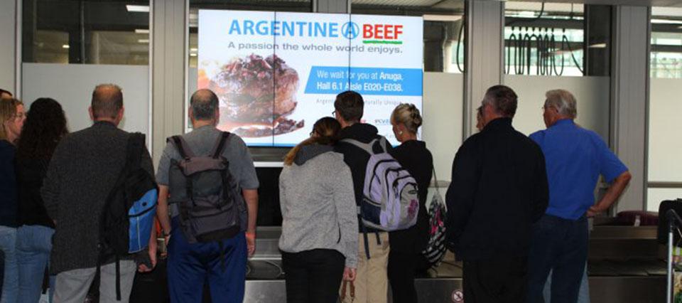 Alemania: la feria Anuga cerró con grandes éxitos para la carne argentina