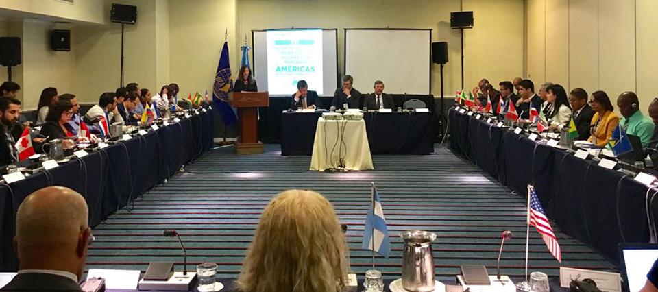 Argentina es sede de la XVI Reunión de la Organización de Información de Mercados de las Américas