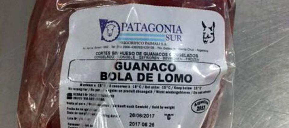 CRA celebró la aprobación para la venta de carne de guanaco a nivel nacional