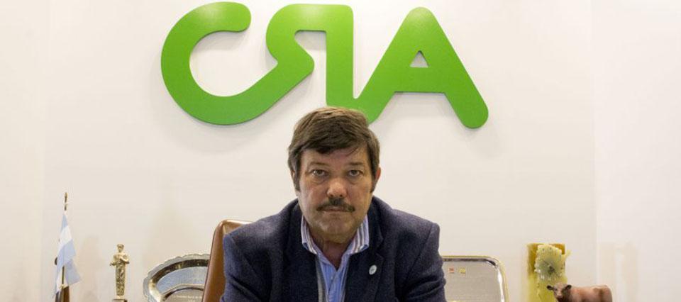 """Chiesa: """"La política de sustitución de importaciones protege una industria prebendaria"""""""
