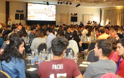 El Encuentro Joven CREA llamó a desafiar los límites de las nuevas generaciones
