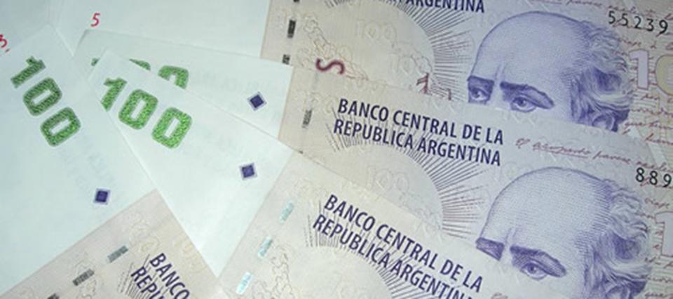 pesos dinero