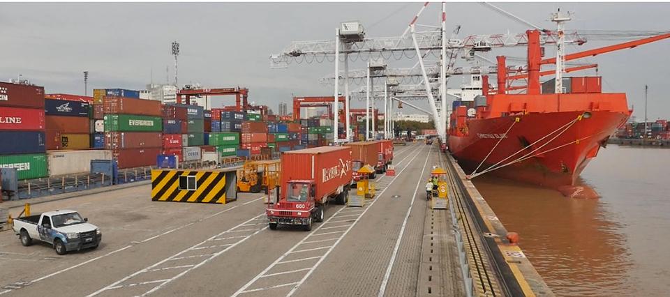 Invertirán u$s 1.600 millones para ampliar el Puerto de Buenos ...