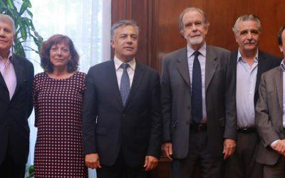 FECOVITA y COVIAR anunciaron un convenio con el Banco de la Nación Argentina