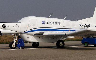 El dron de carga más grande del mundo ya realizó su primer vuelo exitoso