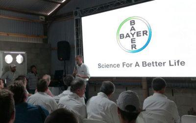 Bayer presentó en Pergamino su plataforma ForwardFarming
