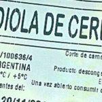 cerdo importada adulterada 960