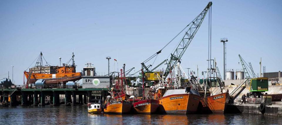 costa pesqueros MDQ 960