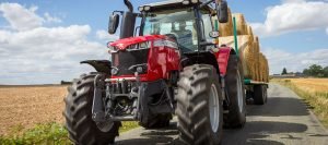 massey tractor 960