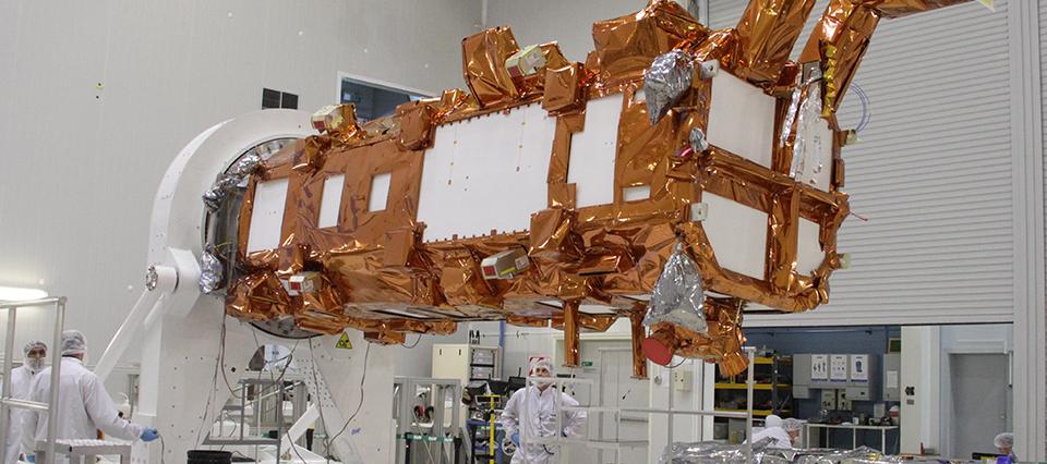 Un satélite desarrollado en Bariloche será utilizado para alerta de inundaciones y estudio agrícola en todo el mundo