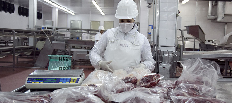 La exportación de carnes sigue arriba: creció el cumplimiento de las cuotas Hilton y 481
