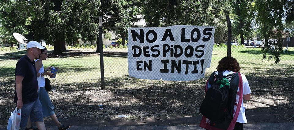 """Denuncian que los 250 despidos del INTI son injustificados y los disfrazan de """"ñoquis"""""""