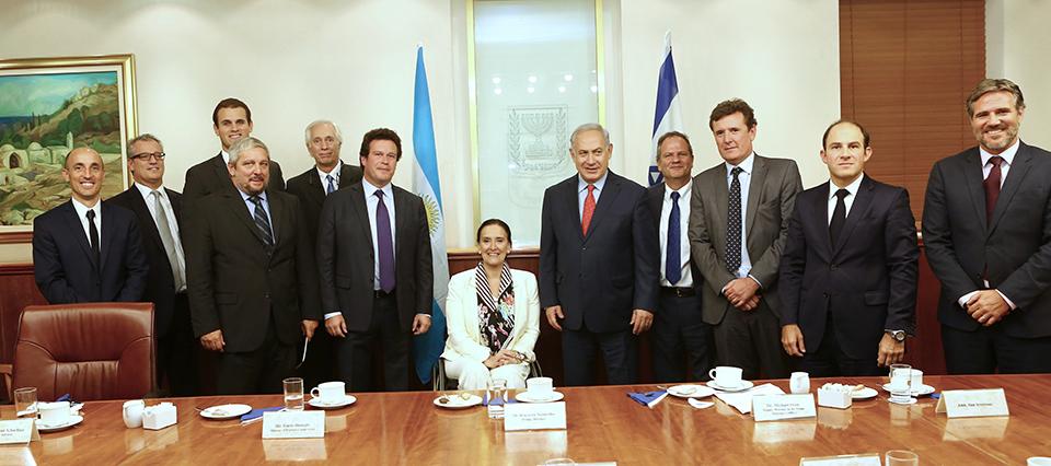 Resultado de imagen para Michetti en Israel