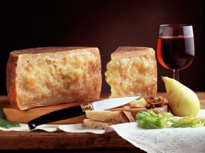 queso vino