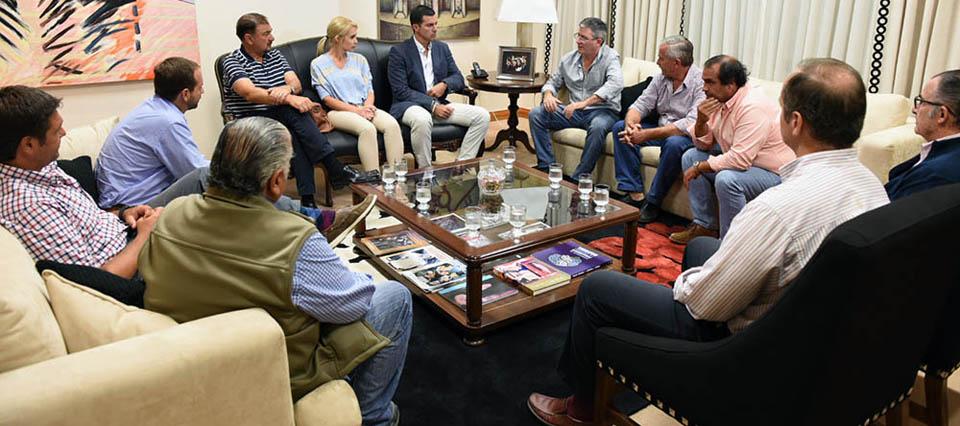 Tabacaleros: Urtubey gestiona un seguro por inclemencias ante Nación y promete subsidios