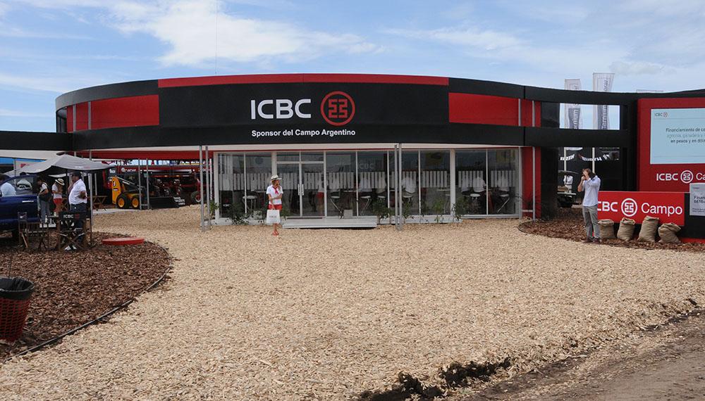 Expoagro Stands : Infocampo icbc argentina será el sponsor internacional de expoagro