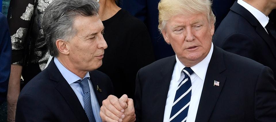 Macri Trump