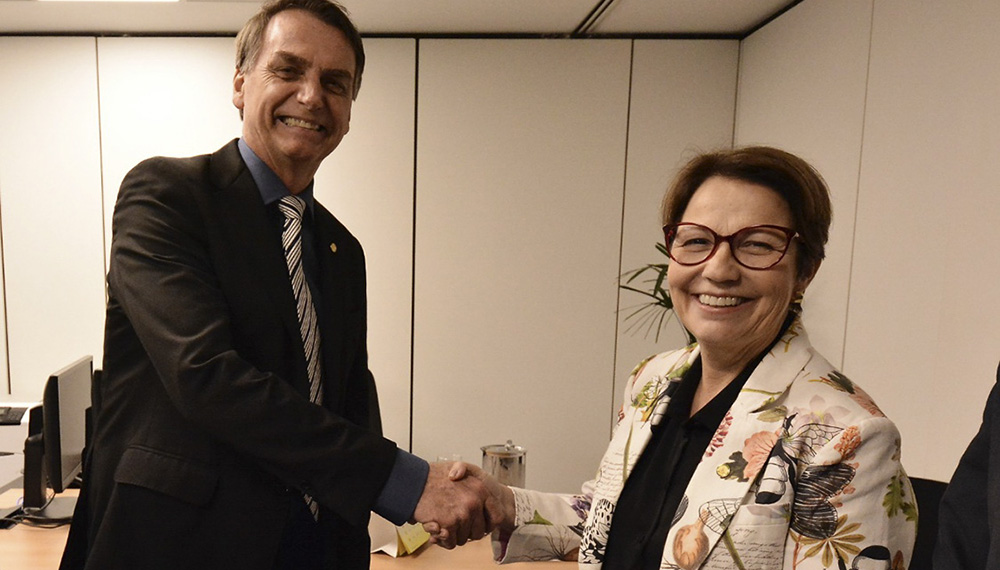 Ministra de Brasil propuso abandonar Mercosur