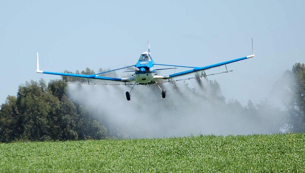 La Agrupación La Pampa Libre de Agrotóxico quiere prohibir la aplicación de glifosato