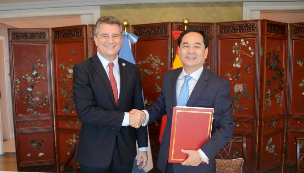 China aumenta la importación de soja argentina