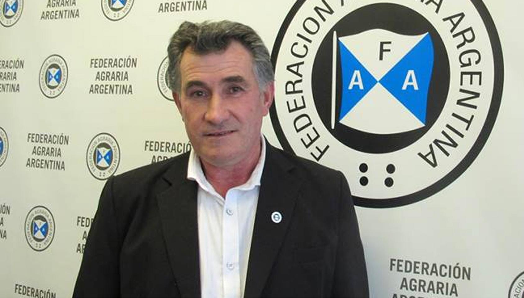 La interna, al rojo vivo: Carlos Achetoni fue reelecto al frente de Federación  Agraria | Infocampo