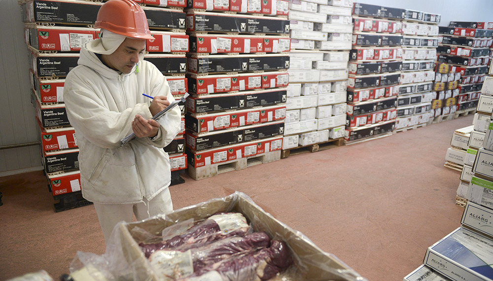 carne exportaciones