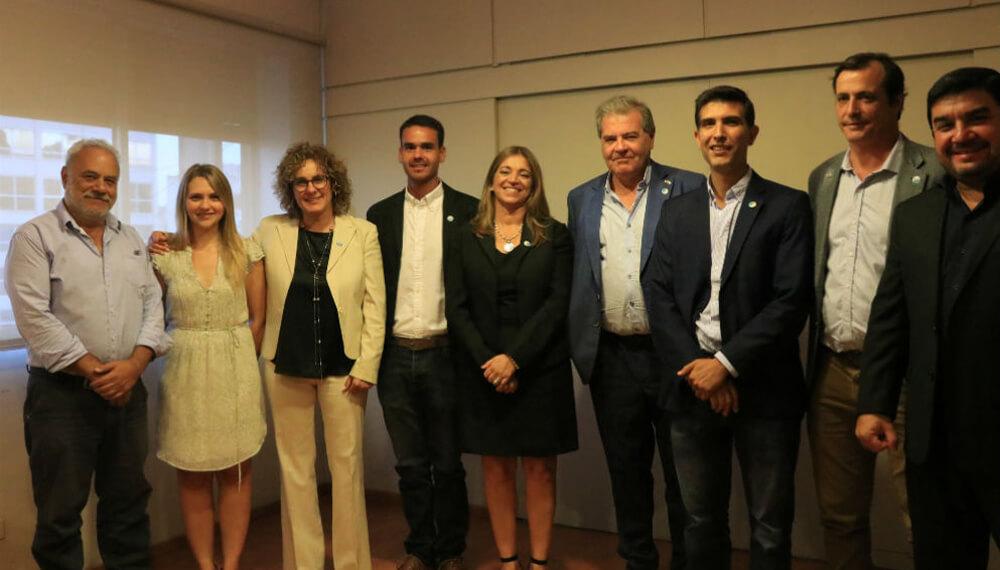 Nuevo equipo del Ministerio de Agricultura y Ganadería de Córdoba