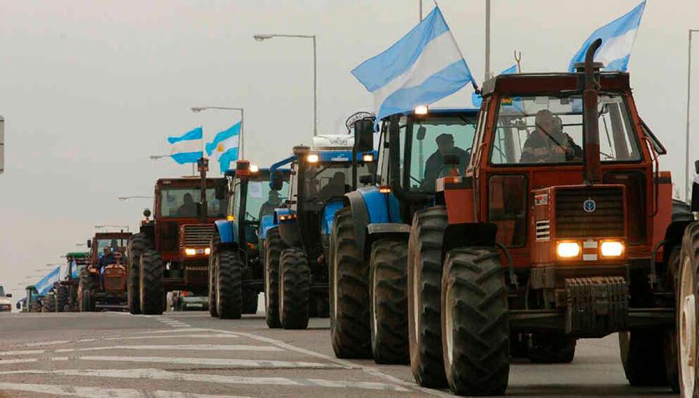 Tractorazo Retenciones Infocampo