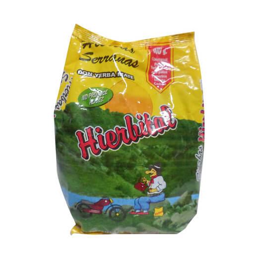 Anmat prohibe la comercialización de la yerba Hierbital