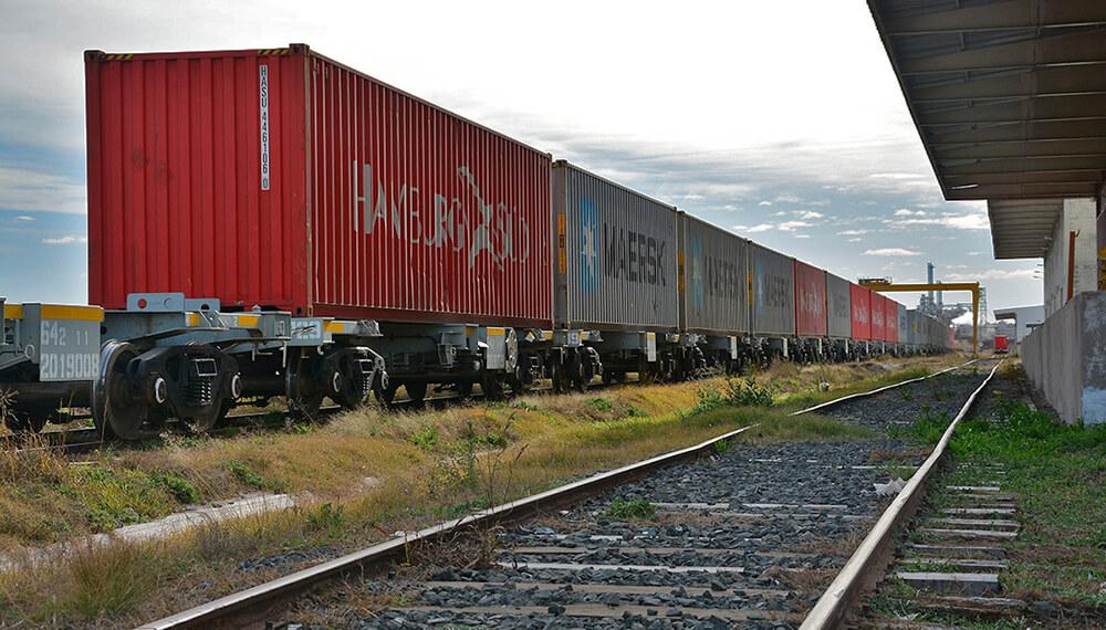 tren de carga granos