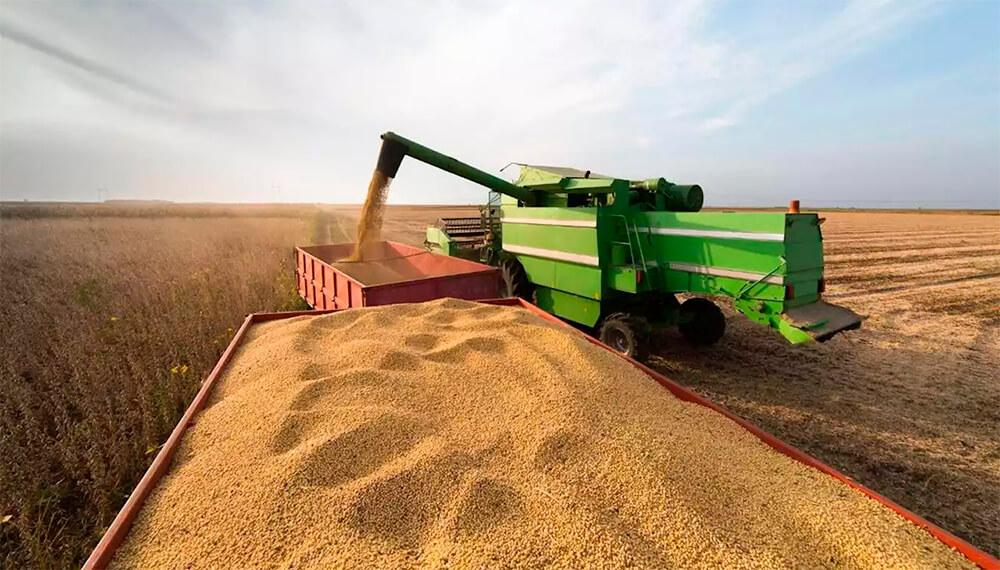maquina cosechadora