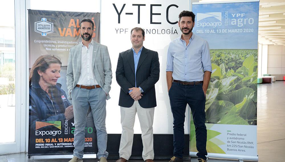 YTEC YPF Agro Expoagro