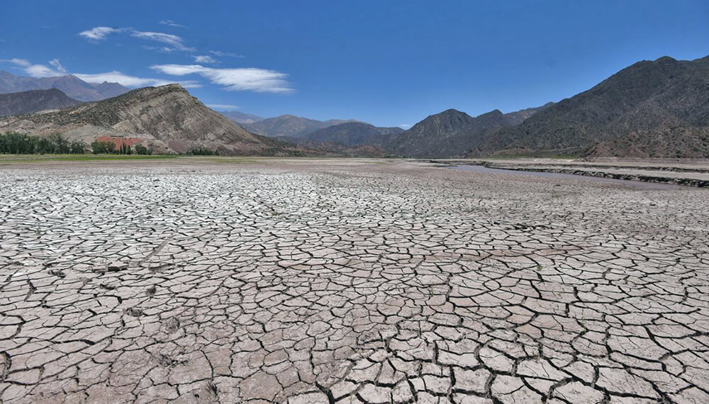 potrerillos sequía