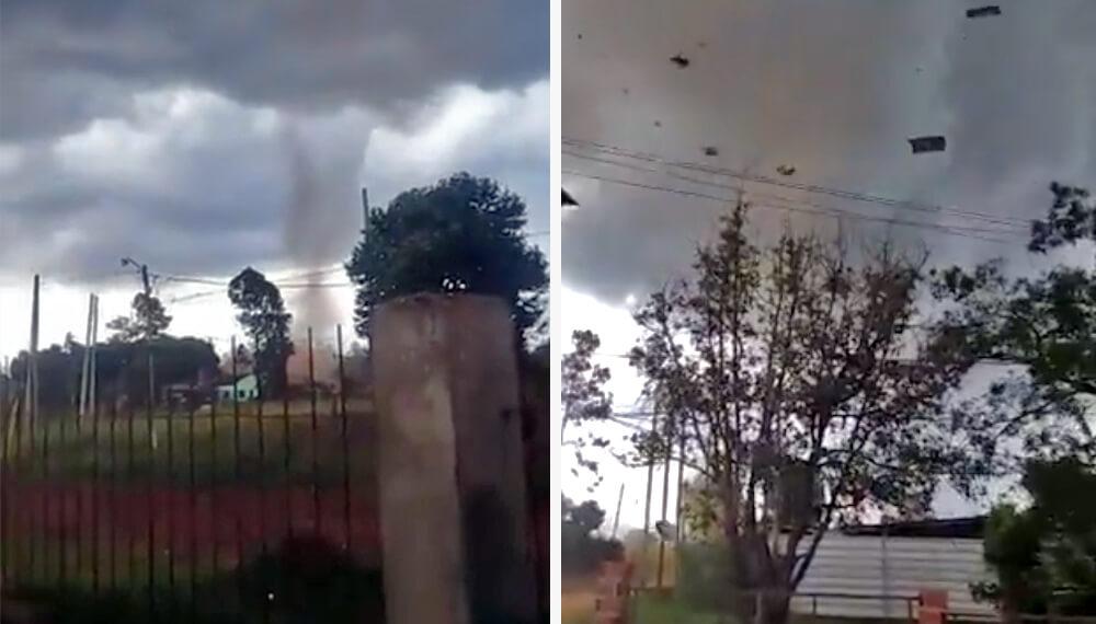 vuela techo de casa por tornado
