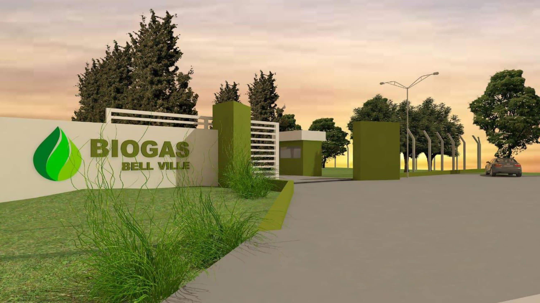 planta biogás Bell Ville SA