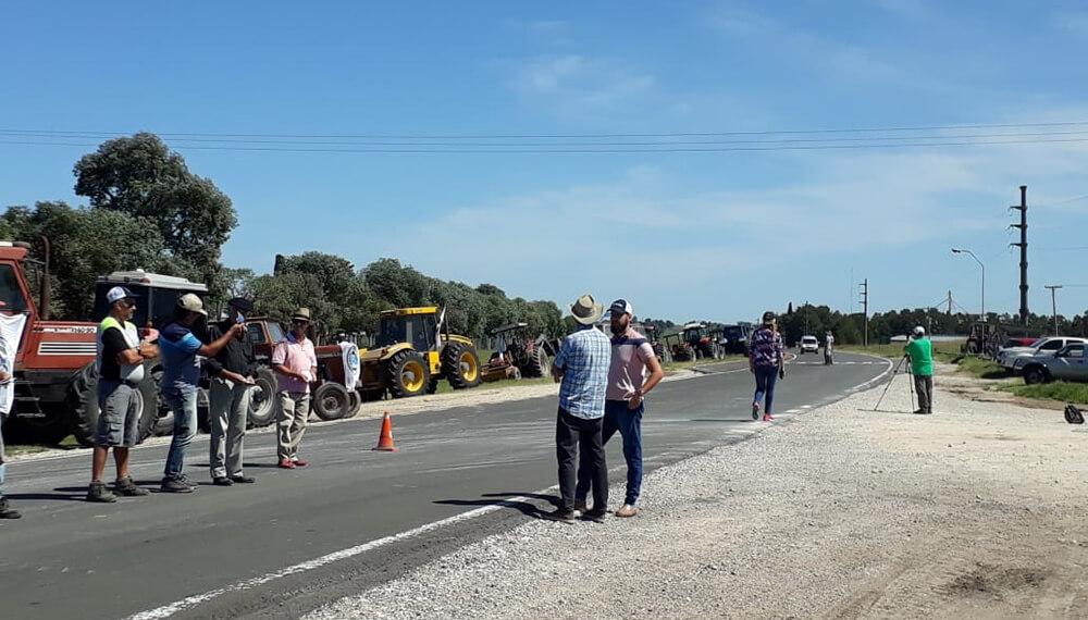Tractorazo en Crespo 2 - 200218