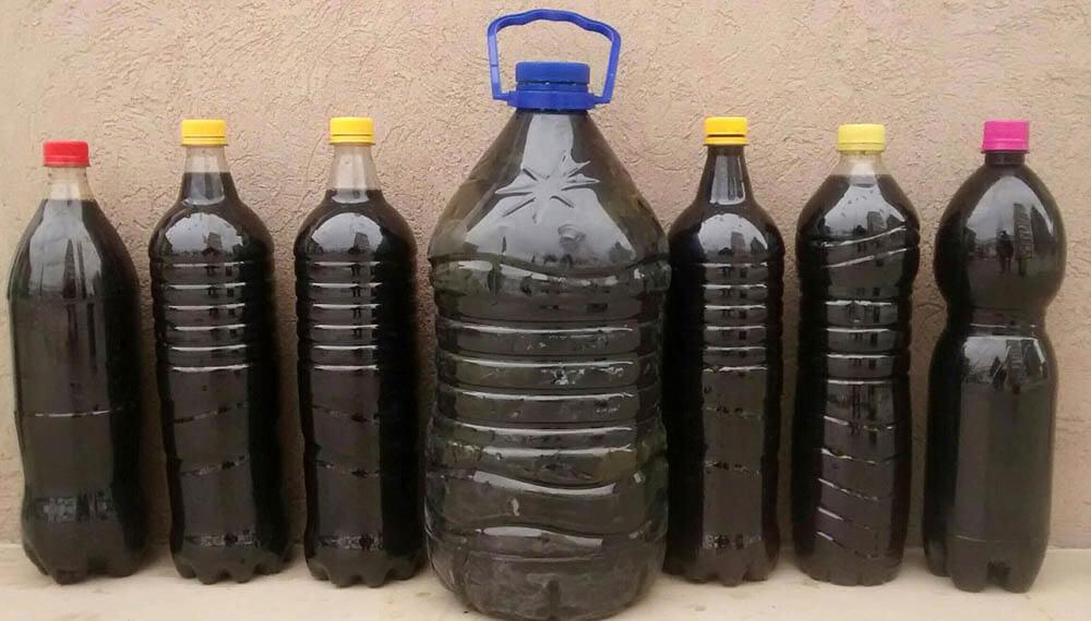 abono organico liquido