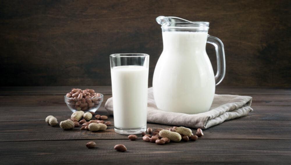 leche maní