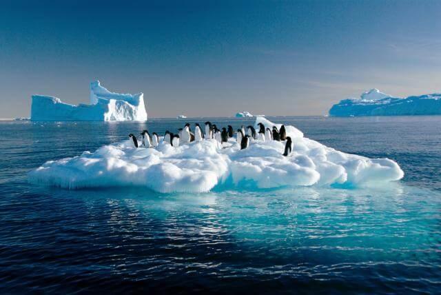 deshielo calentamiento global
