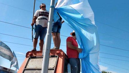 Rosario - Grave bajante del Rio Paraná