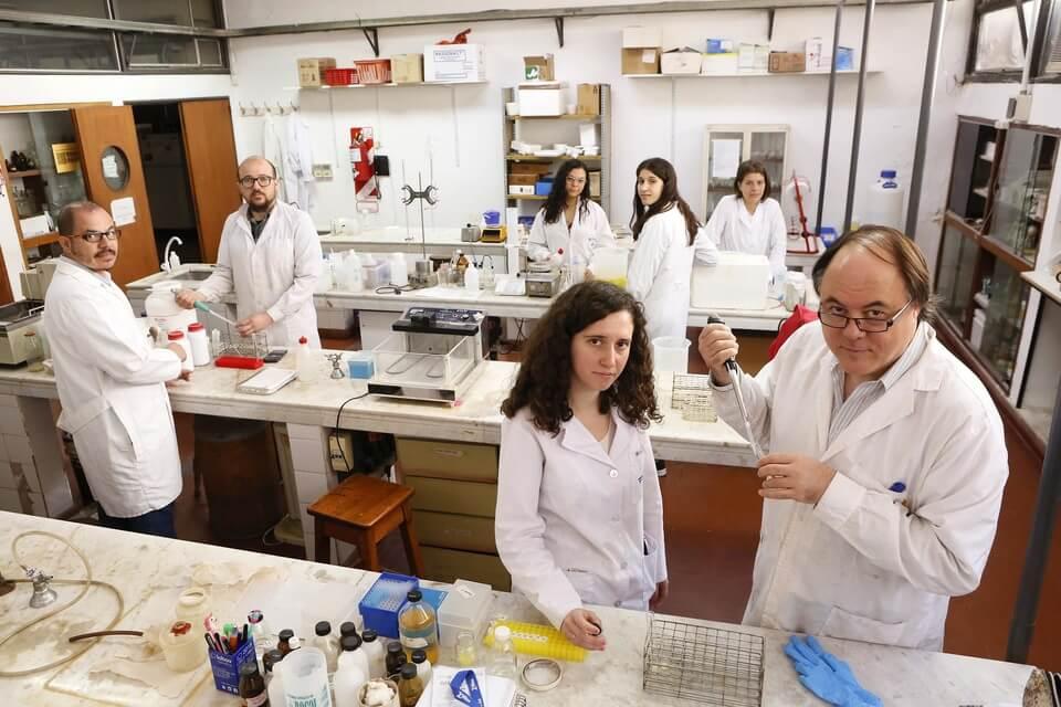 laboratorio UNLP