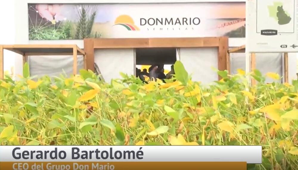 Expoagro 2020 - Stand de DonMario