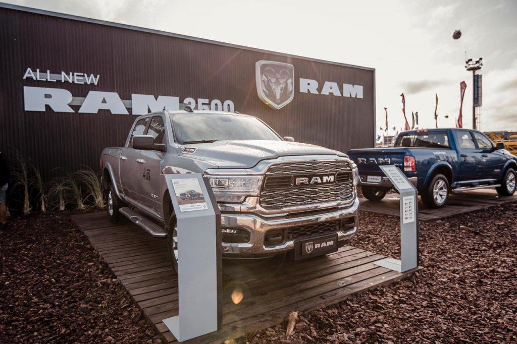 Camioneta RAM 2500