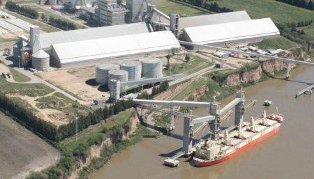 Puerto de Rosario - Timbues - Exportaciones