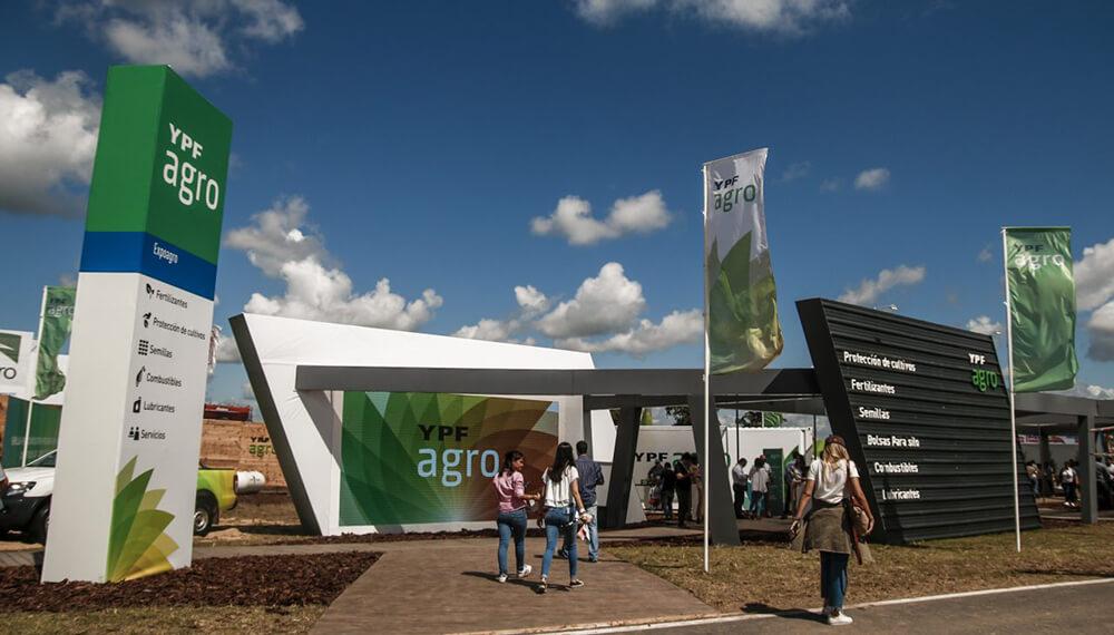 Expoagro - YPF Agro - Feria - Exposición 2020