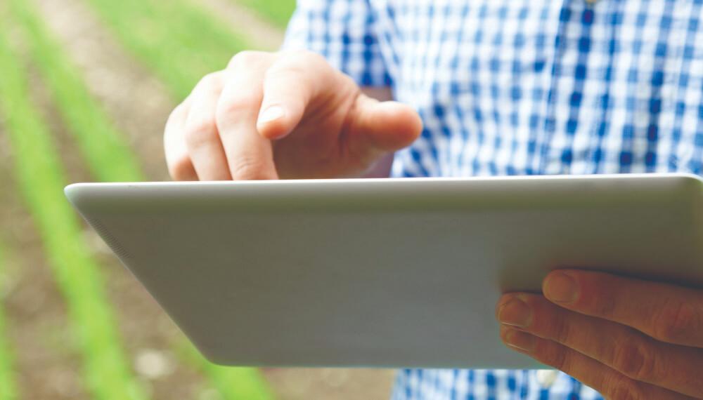Tecnología - Tablet - Reunión - Gesión