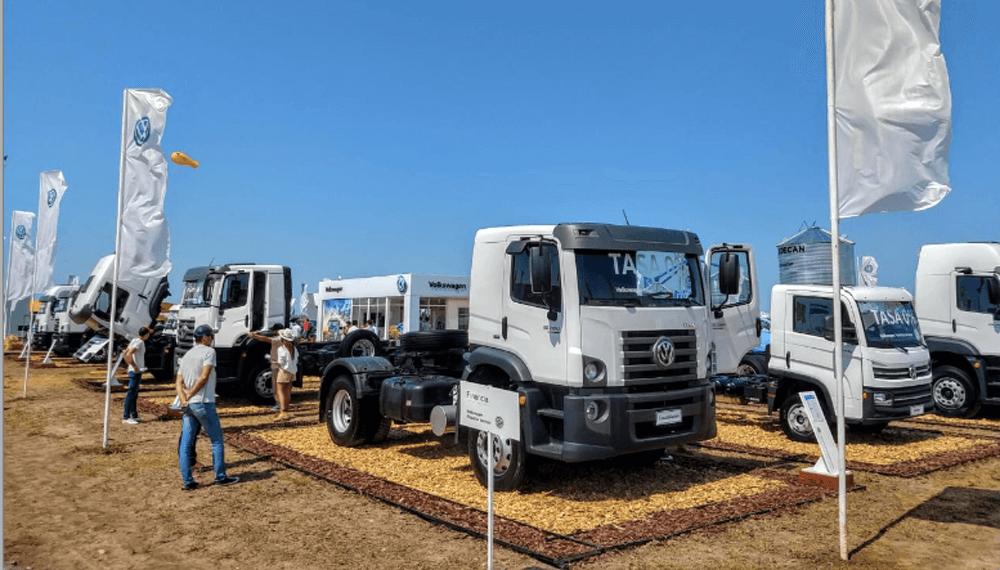 VW Camiones y Buses Expoagro