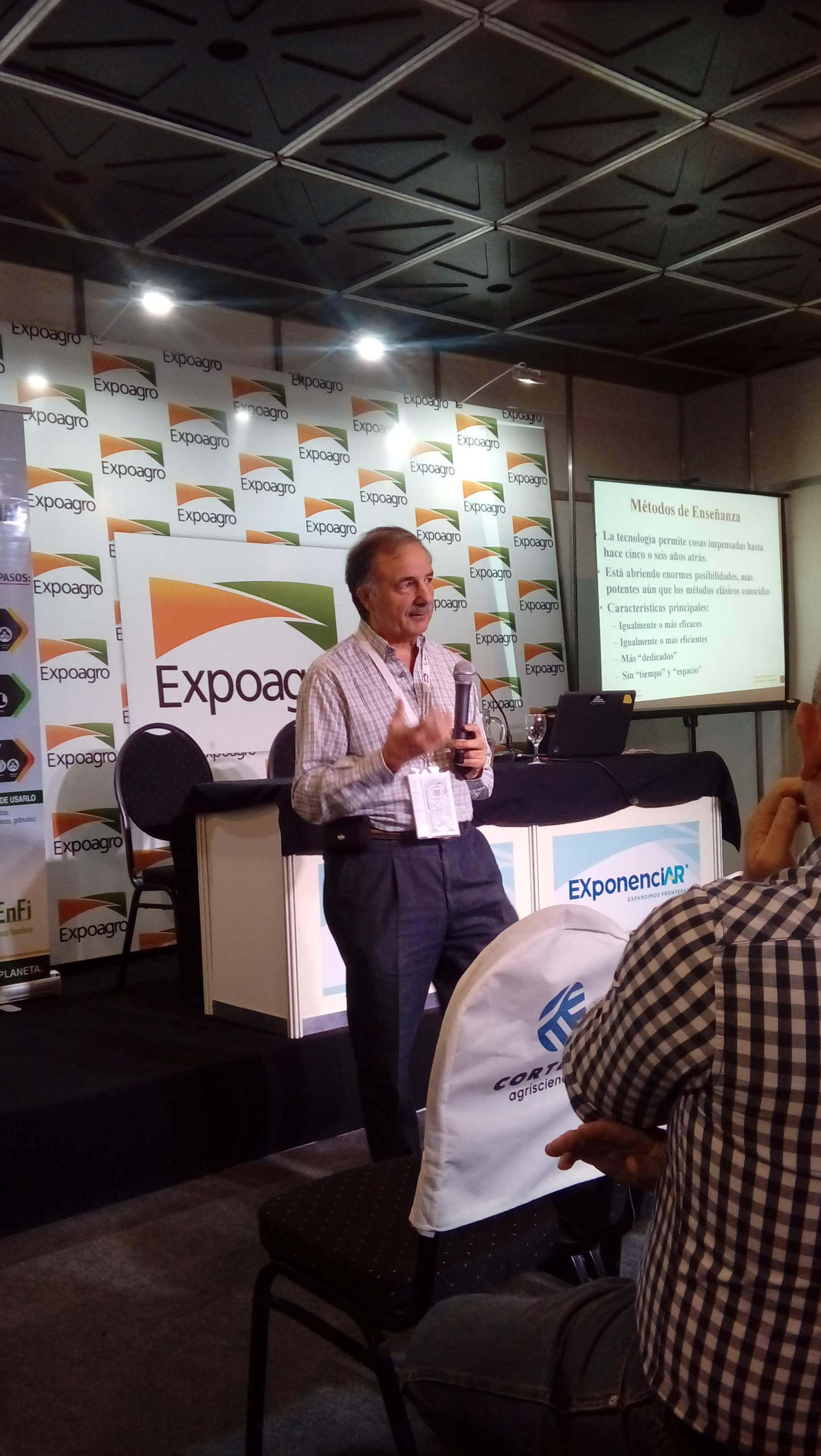 Sánchez Chiappe en Expoagro 2019